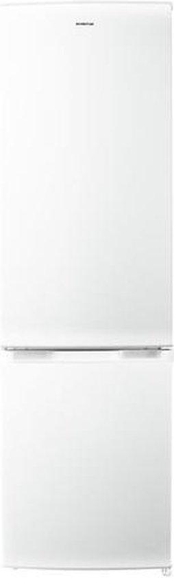 Koelkast met vriesvak: Inventum KV1800W - Koel-vriescombinatie - Wit, van het merk Inventum