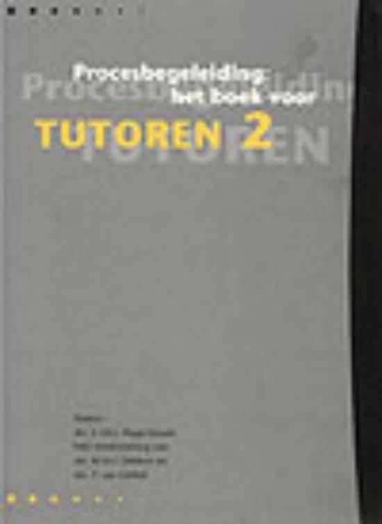Procesbegeleiding Het boek voor tutoren 2 - Claudine Hogenboom  