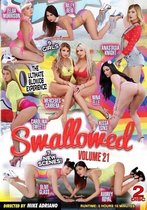 SWALLOWED #21 (2 DVDS)