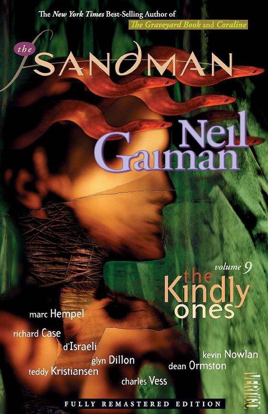 Sandman deluxe Hc09. (the kindly ones) - Neil Gaiman |