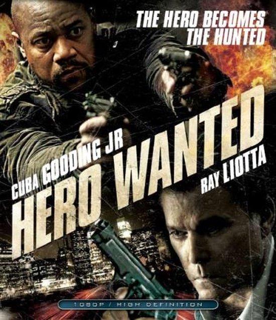 Cover van de film 'Hero Wanted'