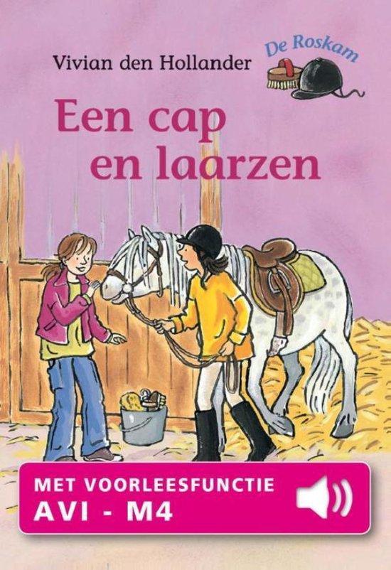 De Roskam -Een cap en laarzen - Vivian den Hollander |