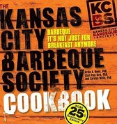Omslag The Kansas City Barbeque Society Cookbook