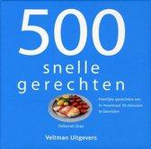 Afbeelding van 500 snelle gerechten