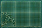 Snijmat A3 - Groen - 30 x 45 cm