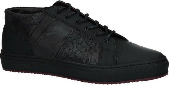 Zwarte Hoge Schoenen Ambiorix Brival