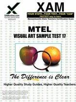 MTEL Visual Art Sample Test 17 Teacher Certification Test Prep Study Guide