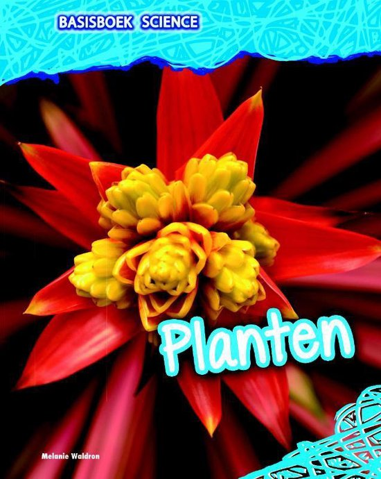 Basisboek Science - Planten - Melanie Waldron | Fthsonline.com