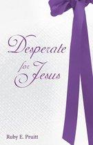 Omslag Desperate for Jesus