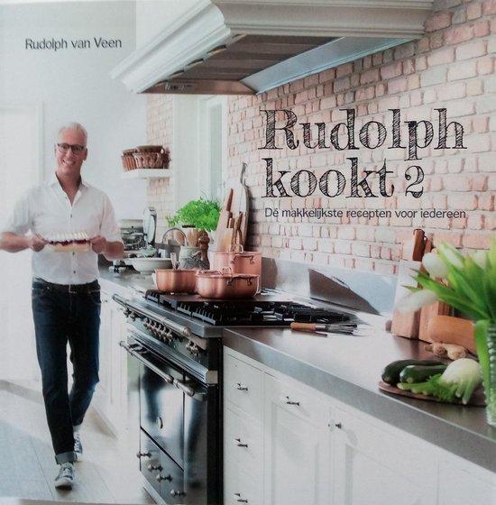 Boek cover Rudolph Kookt 2 van Rudolph van Veen (Paperback)