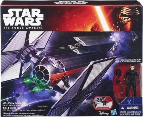 Thumbnail van een extra afbeelding van het spel Star Wars Episode VII Tie Fighter - First Order Special Forces