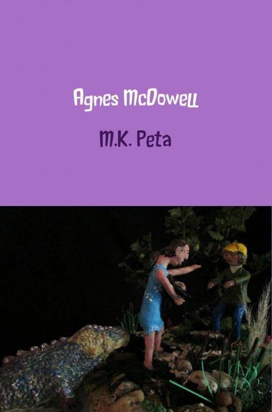 Agnes McDowell - M.K. Peta |