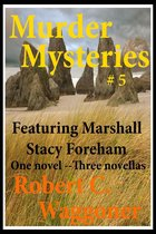 Omslag Murder Mysteries #5