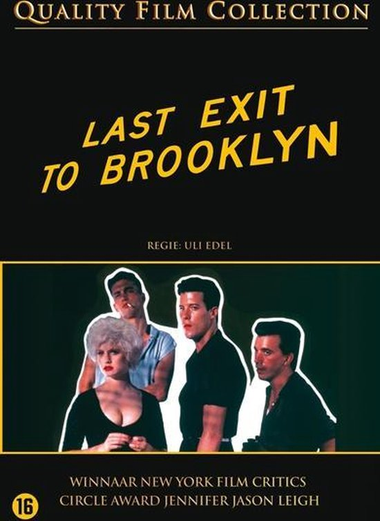 Cover van de film 'Last Exit To Brooklyn'