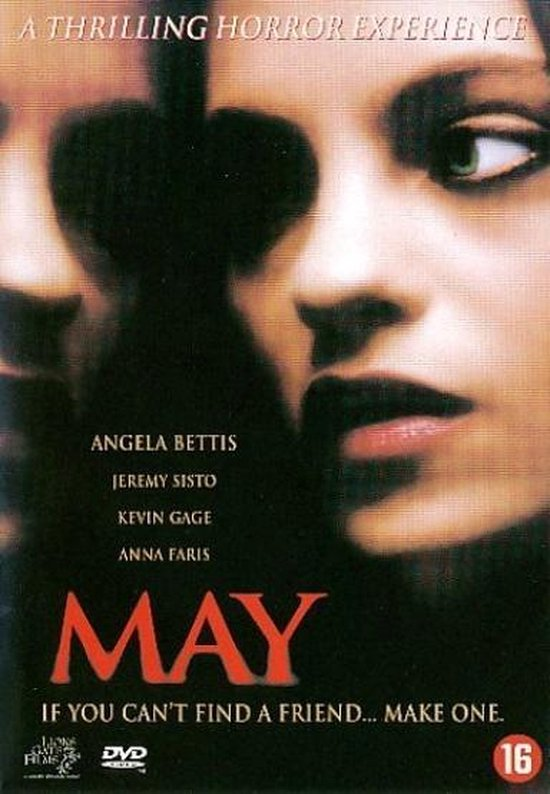 Cover van de film 'May'