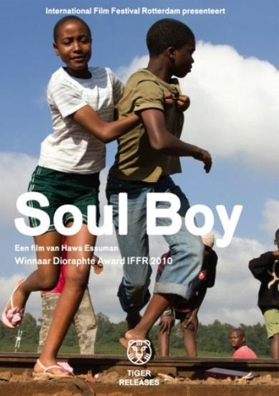 Cover van de film 'Soul Boy'
