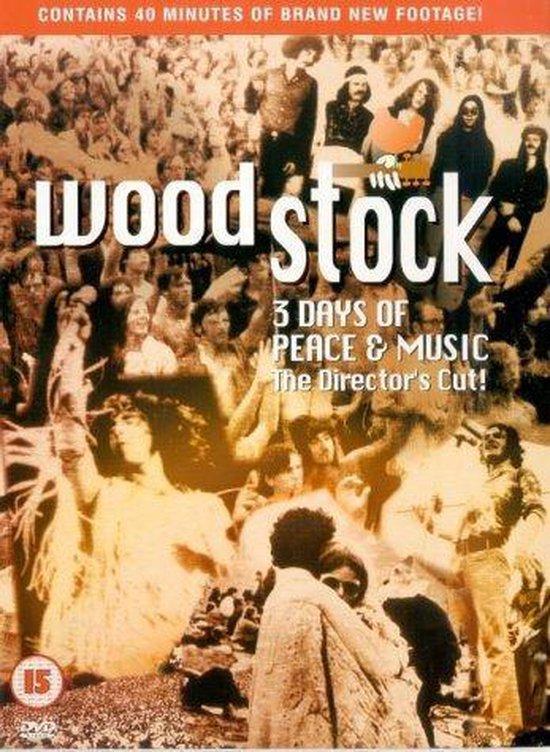 Woodstock -Director'S Cut