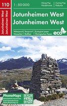 F&B 110 Jotunheimen West Phonemap