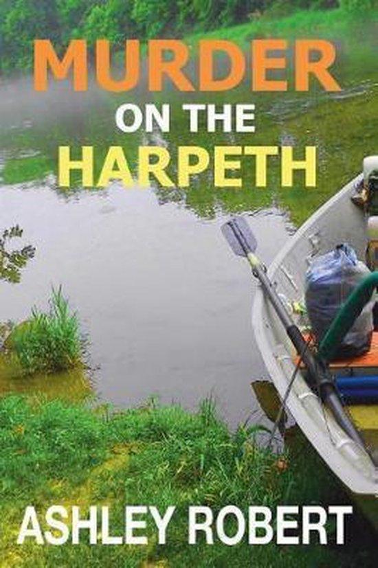 Boek cover Murder on the Harpeth van Ashley Robert