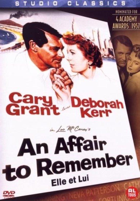 Cover van de film 'An Affair To Remember'