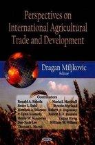 Boek cover Perspectives on International Agricultural Trade & Development van