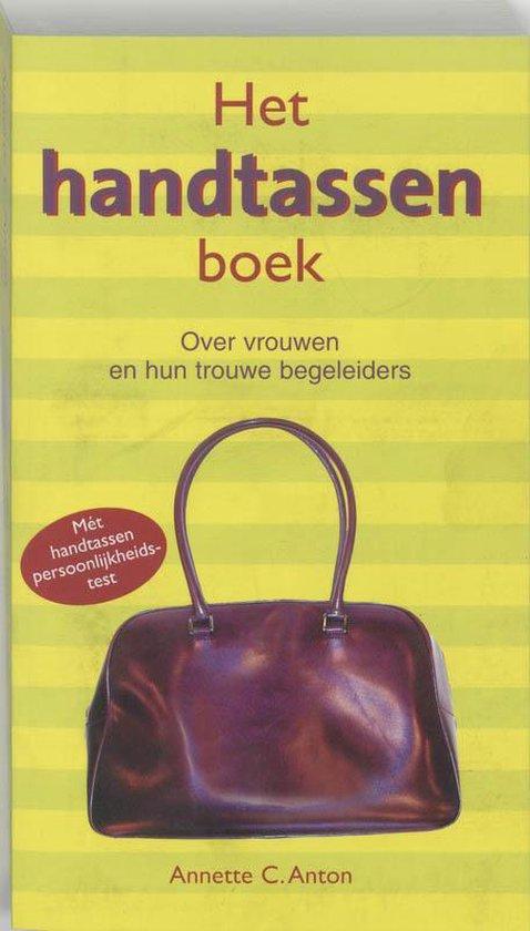 Het Handtassenboek - Annette C. Anton |
