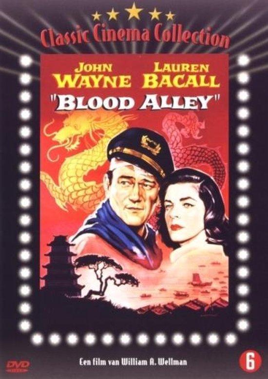 Cover van de film 'Blood Alley'