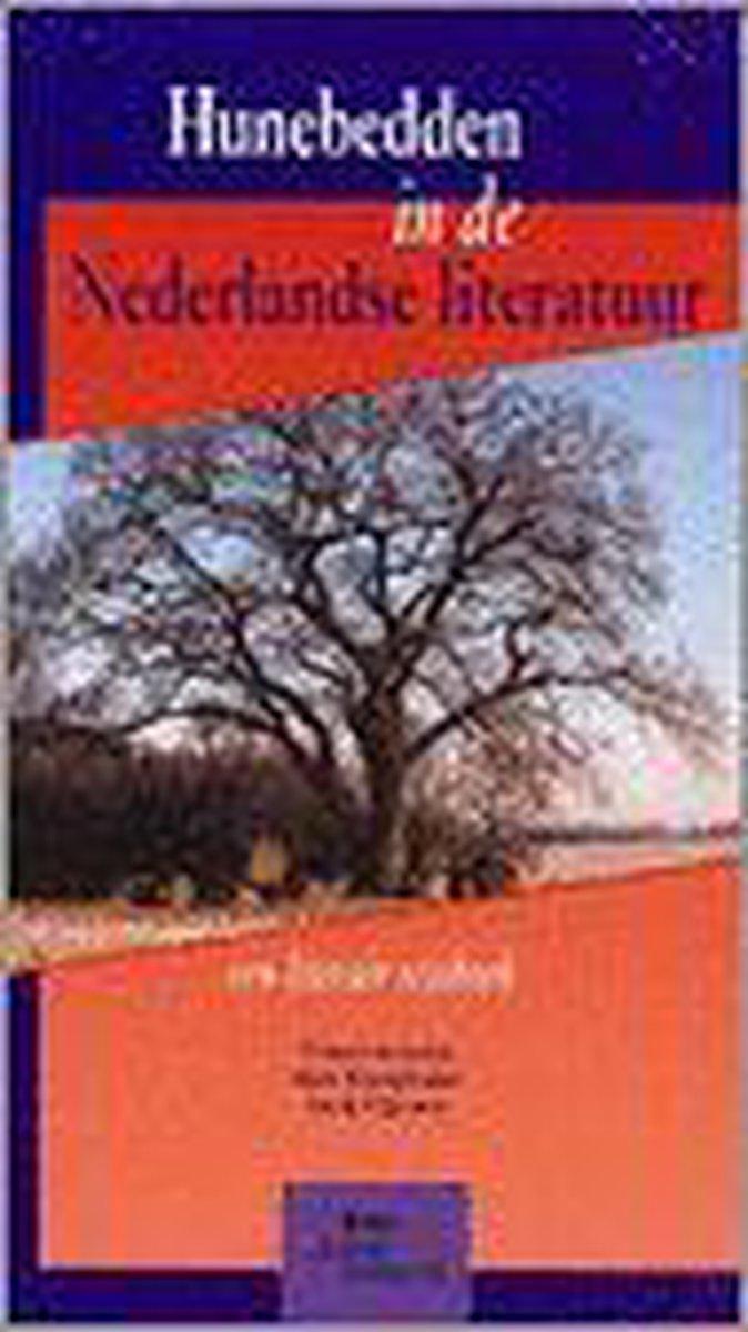 Hunebedden in de Nederlandse literatuur : een literair reisboek