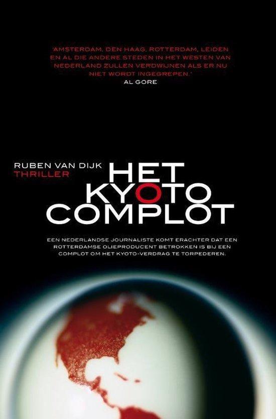 Het Kyoto-complot - Ruben van Dijk   Fthsonline.com
