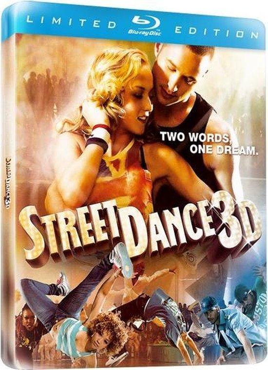 Cover van de film 'StreetDance 3D'