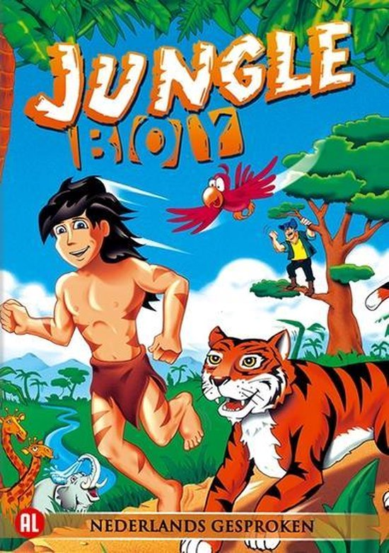 Cover van de film 'Jungle Boy'