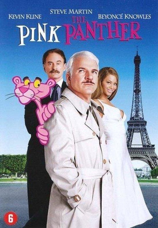 Cover van de film 'The Pink Panther'