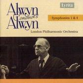 Alwyn: Symphony Nos 1 & 4