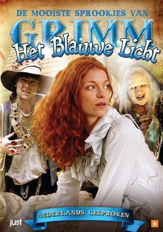 Cover van de film 'Blauwe Licht'