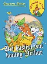 Geronimo Stilton Serie 1-3 - Het kasteel van koning Arthur