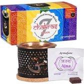 Aromafume Wierookblokjes 7 Chakra (Probeerset)