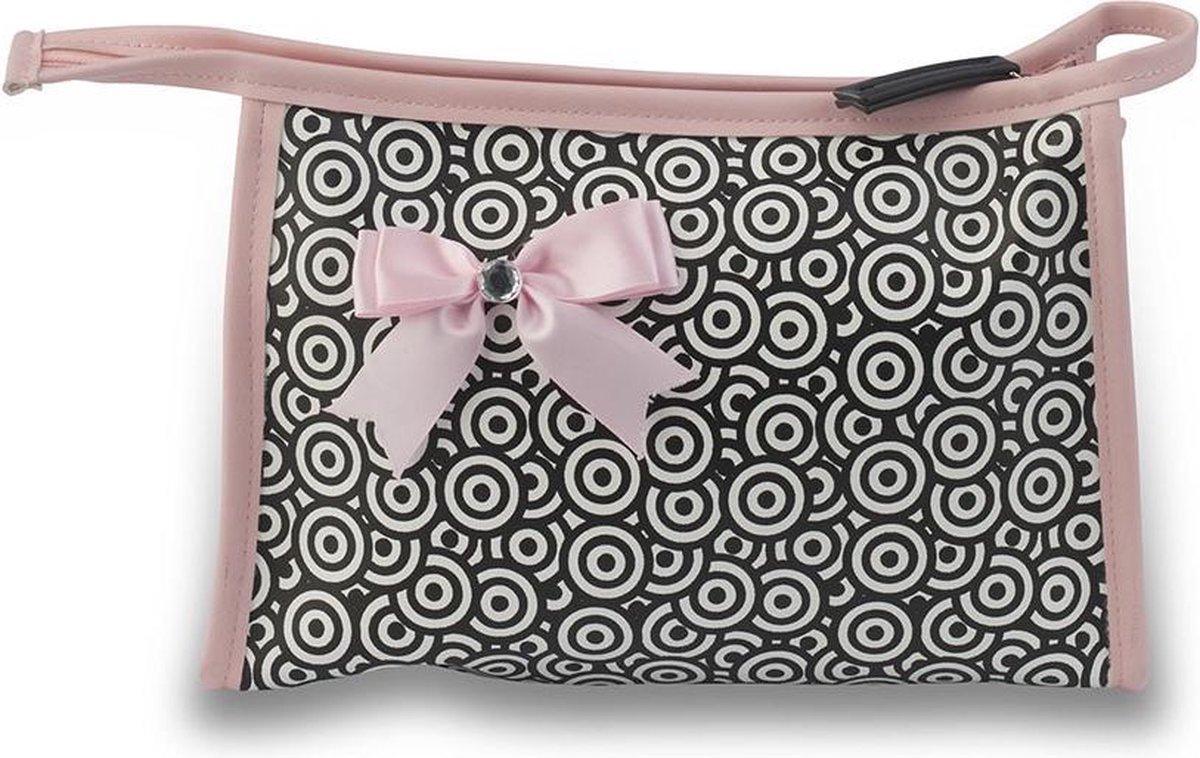 Zebra Trends Toilettas Circles Pink - Zebra trends