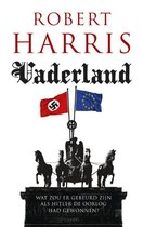 Boek cover Vaderland van Robert Harris