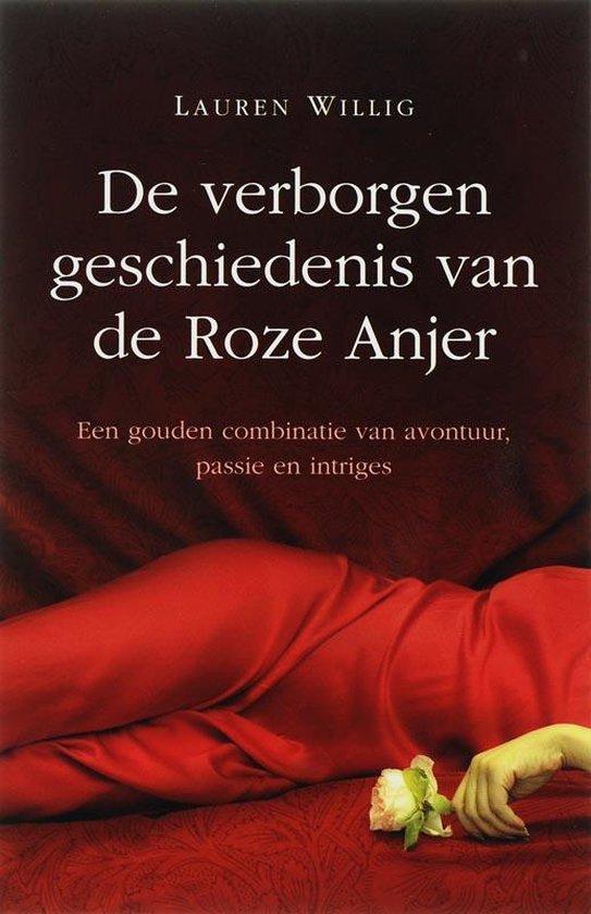 De verborgen geschiedenis van de Roze Anjer - L. Willig pdf epub