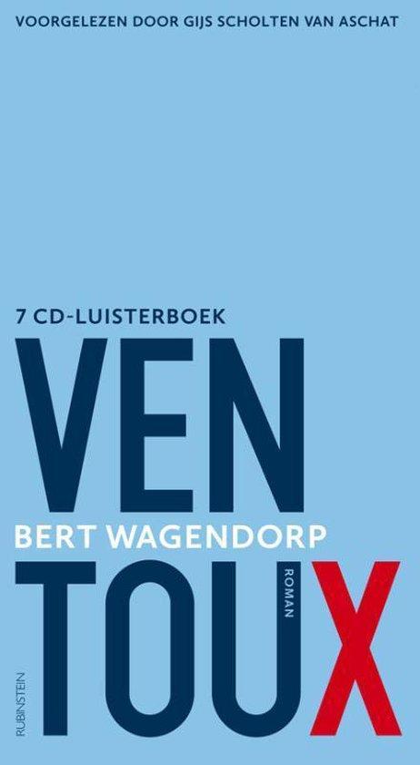 Ventoux (luisterboek) - Bert Wagendorp  