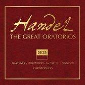 Handel: The Great Oratorios (Limited Edition)