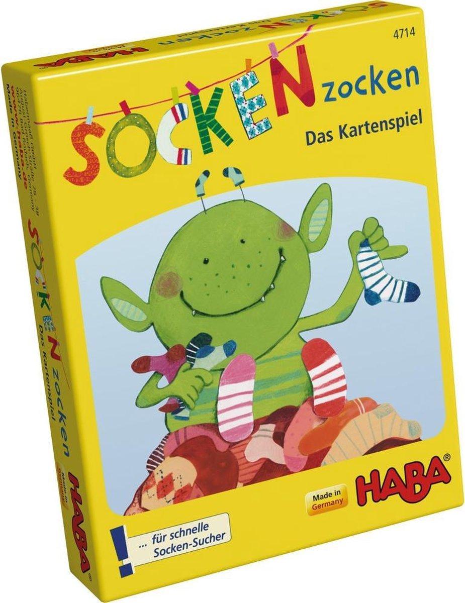 Haba Kaartspel Socken Zocken (du)