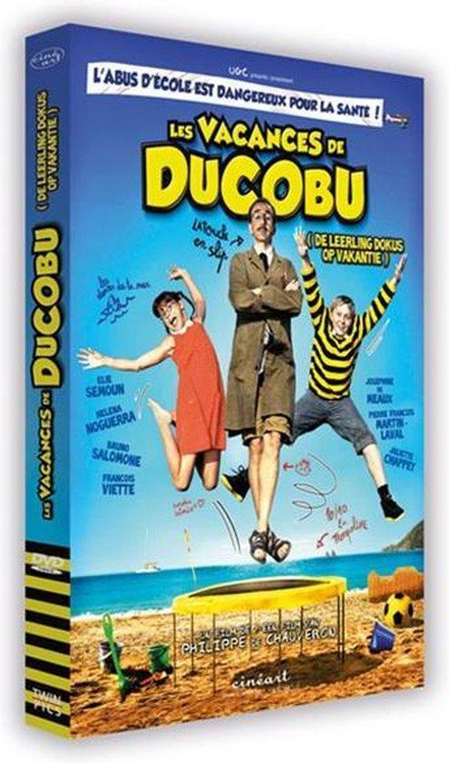 Cover van de film 'Les Vacances De Ducobu'