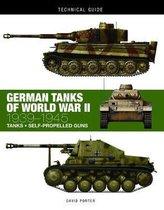 Boek cover German Tanks of World War II van David Porter