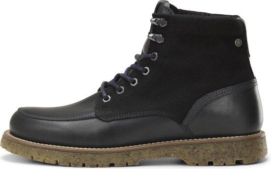 JACK&JONES FOOTWEAR Heren Veterschoenen Flint - Navy Blazer - Maat 43