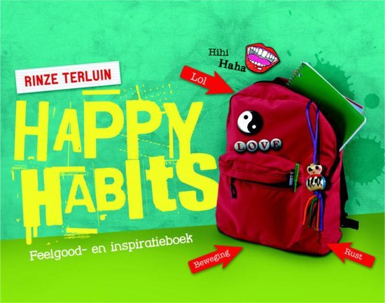 Happy Habits - Rinze Terluin pdf epub