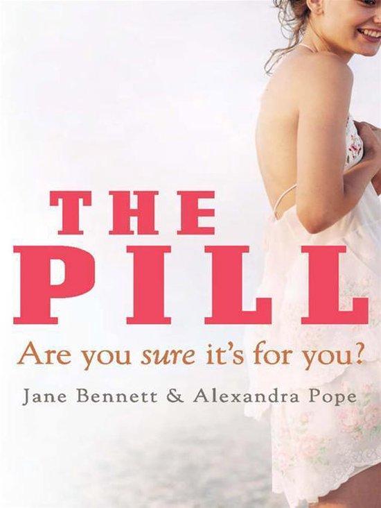 Boek cover The Pill van Jane Bennett (Onbekend)