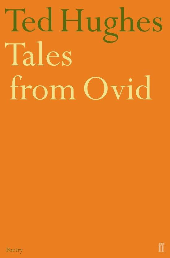 Boek cover Tales from Ovid van Ted Hughes (Onbekend)