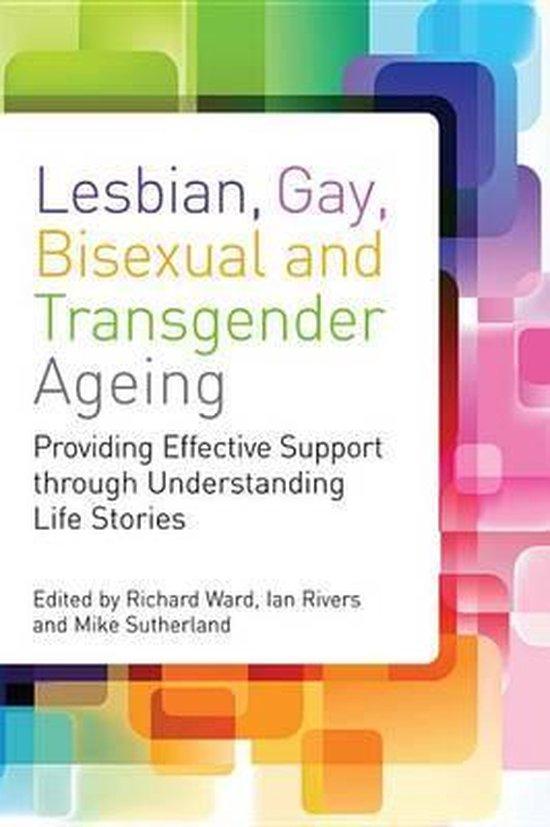 Afbeelding van Lesbian, Gay, Bisexual and Transgender Ageing