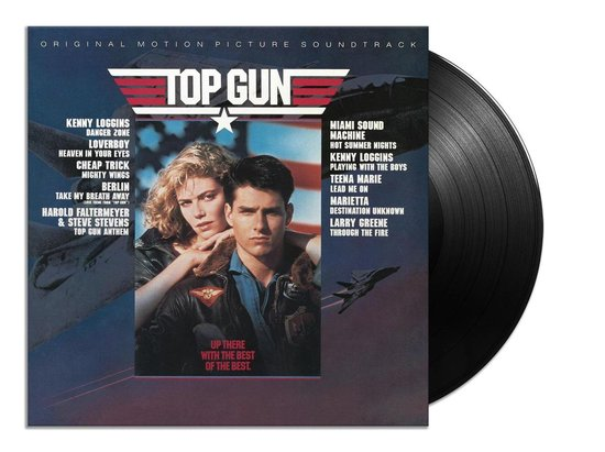 Top Gun (Original Motion Picture Soundtrack) (LP)
